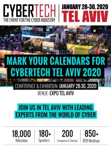 Cybertech Conference Tel Aviv