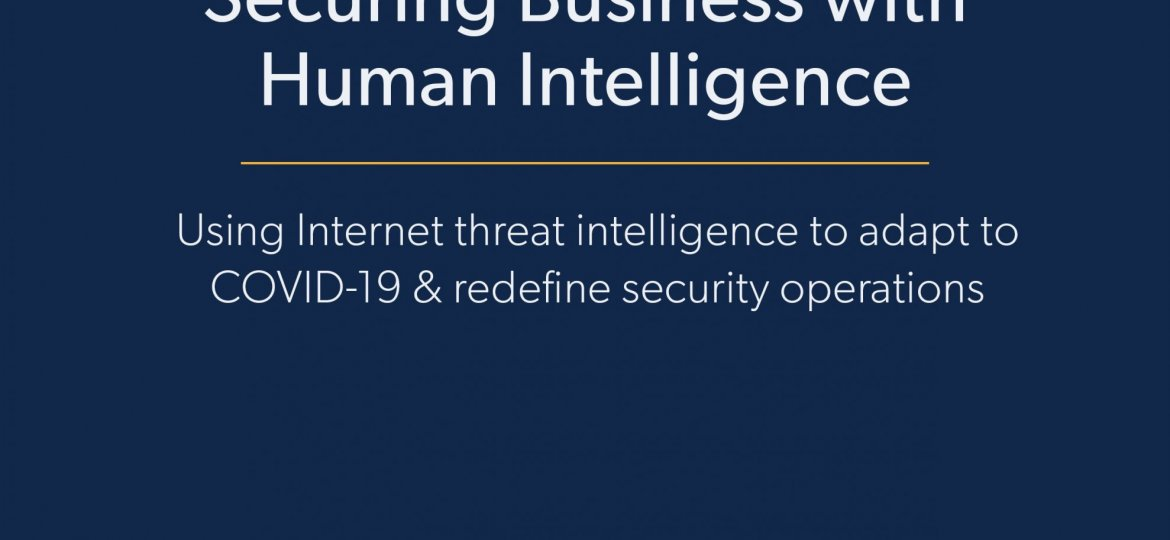 covid19 threat intelligence