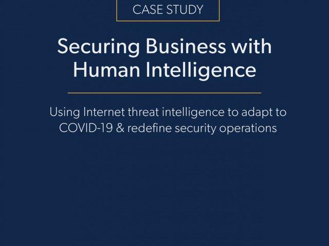covid19 threat intelligence