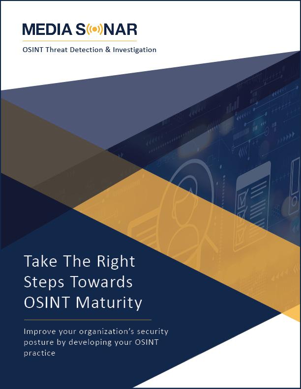 threat intelligence maturity