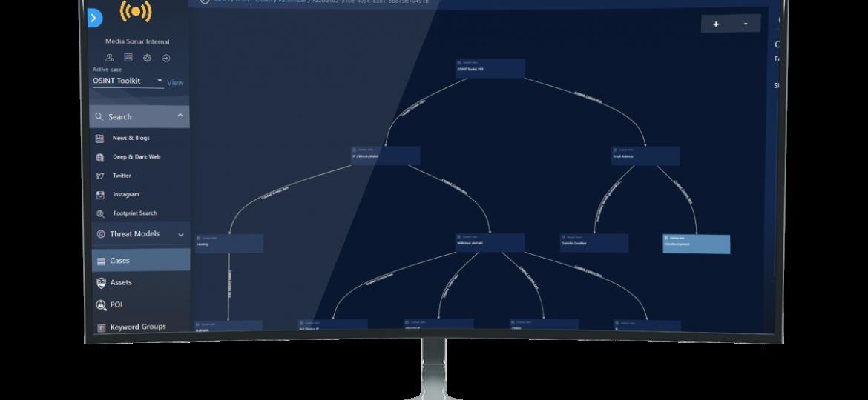 OSINT Toolkit Screenshot