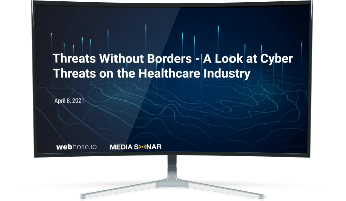 healthcare threat intelligence cybersecurity